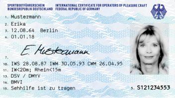 Amtl. Führerscheine