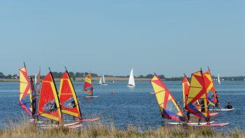 Windsurfgrundschein Kurs bis 16 Jahre